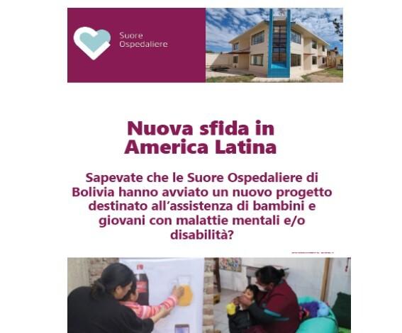 Sapevate che? Nuova sfida in America Latina